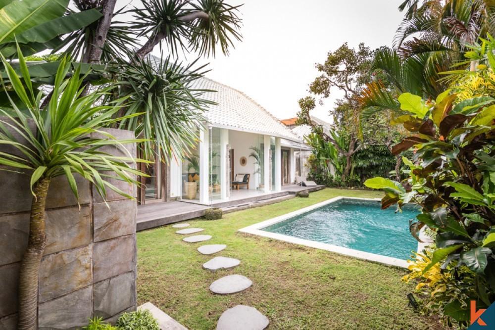 Beautiful Two Bedrooms Villa Complex for Sale in Kerobokan