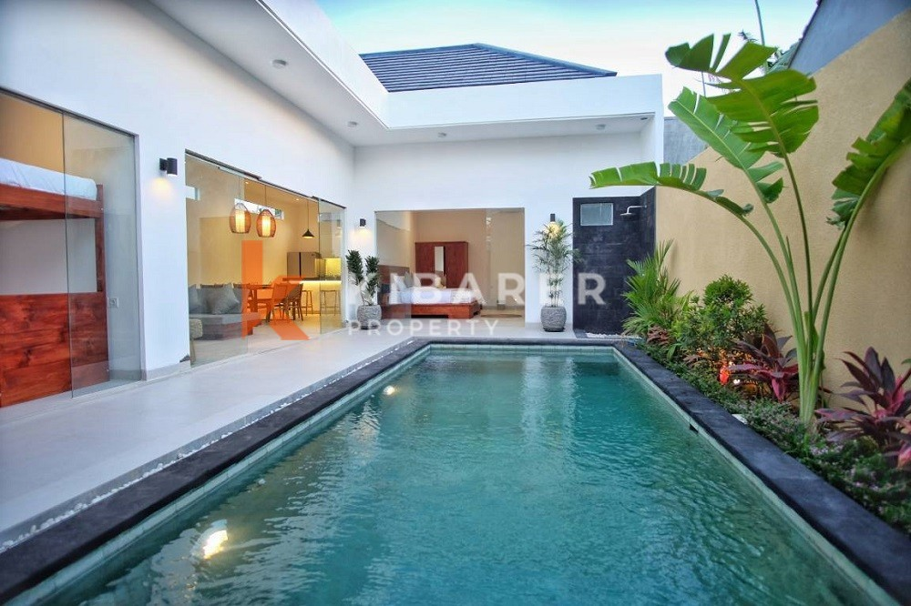 Beautiful Brand New 3 Bedrooms Villa in Kerobokan (prices for 9 years)