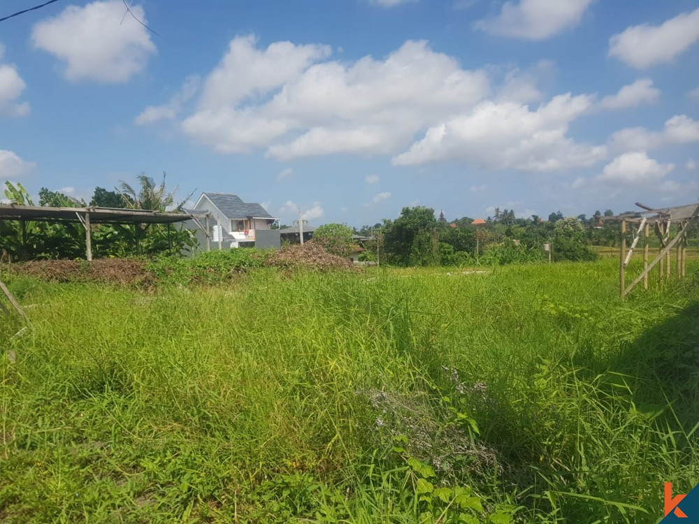 RESIDENTIAL LAND FOR SALE LEASEHOLD