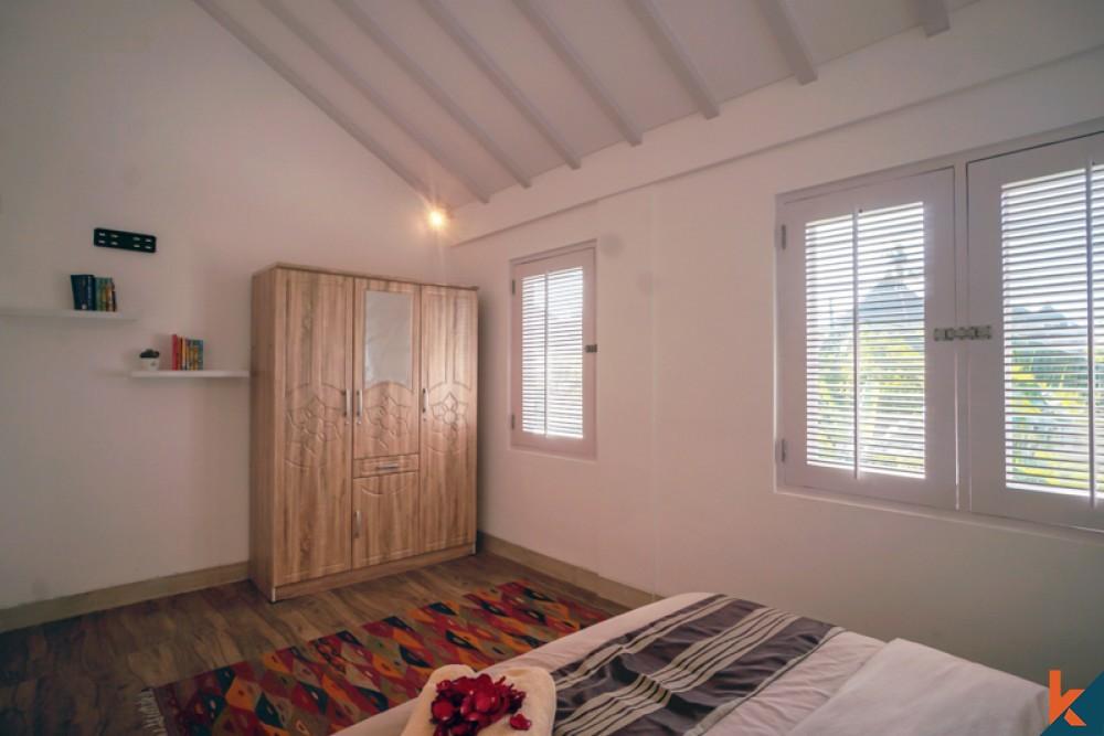 Dijual Villa Tiga Kamar Tidur yang Indah Dekat dengan Pantai di Sanur