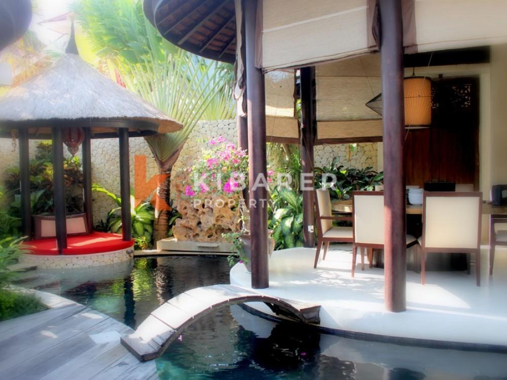 Cozy Two Bedroom Villa in Kerobokan