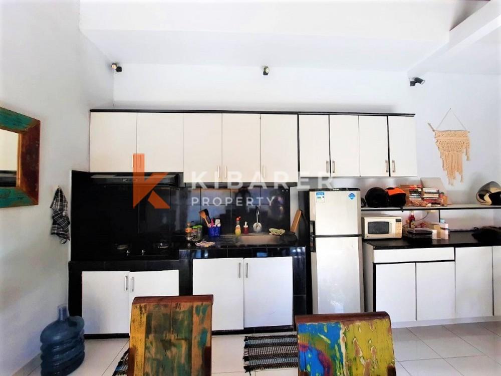 COZY TWO BEDROOM OPEN LIVING VILLA IN UMALAS