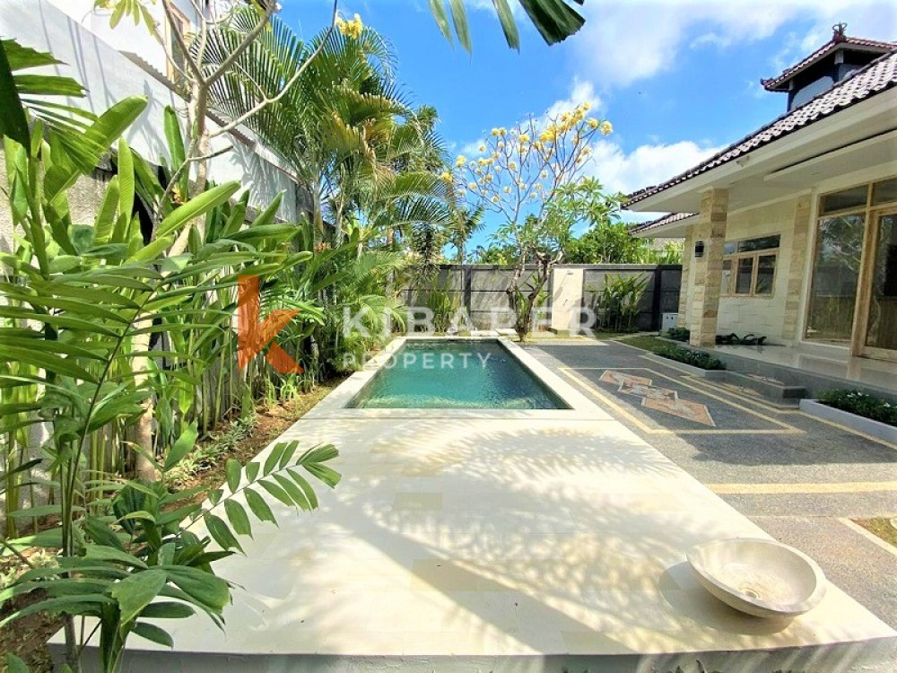 nice villa in sunset road seminyak