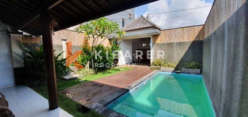 Two Bedroom Villa with quite area in Canggu
