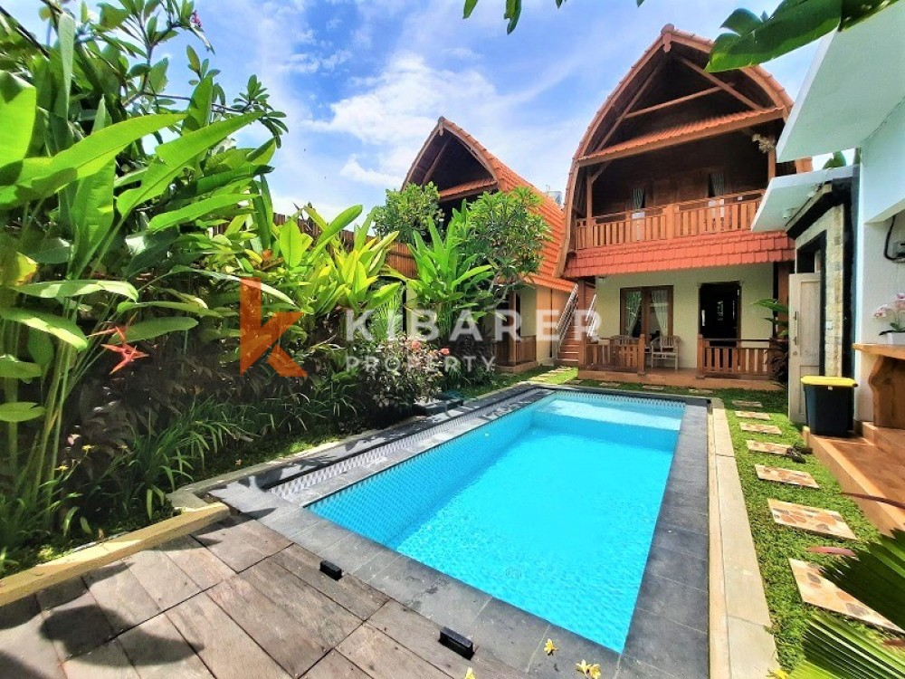 BEAUTIFUL BRAND NEW FOUR BEDROOM VILLA GREAT FOR AN INVESTMENT IN SESEH