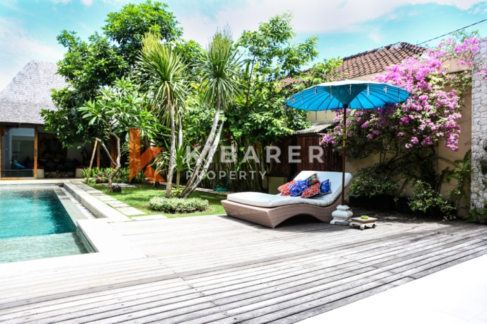 stunning four bedroom villa in drupadi seminyak