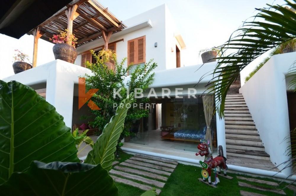 stunning three bedroom villa in center area of petitenget seminyak