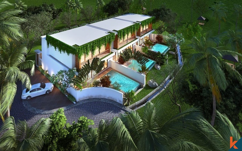 Beautiful New Villa in Pererenan for Sale