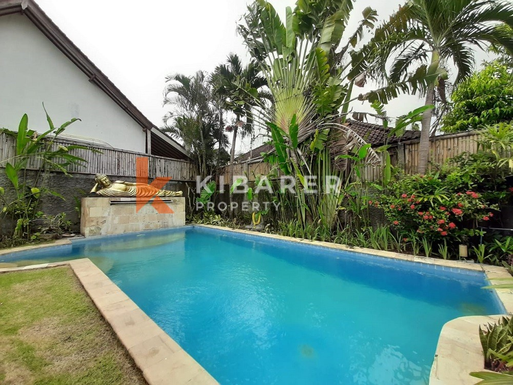 Cozy Four Bedroom Villa in Umalas ( will be available on 1st July 2021 )