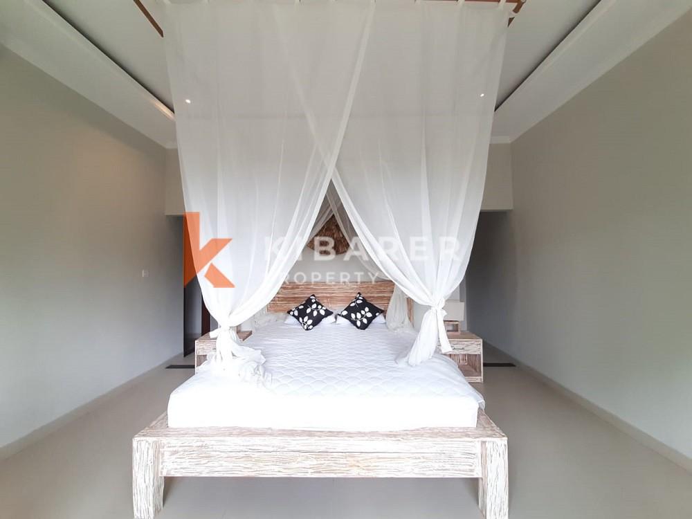 Vila Tiga Kamar Tidur dengan lokasi yang baik  di Berawa