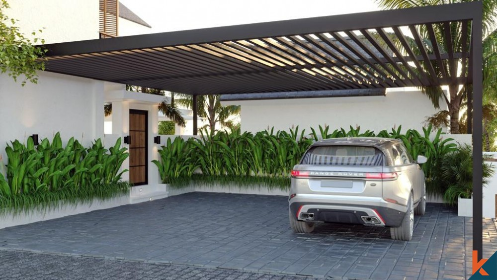 BEAUTIFUL COZY MODERN 3 BEDROOM LEASEHOLD VILLA COMPLETE IN JULY 2021 IN KAYU TULANG