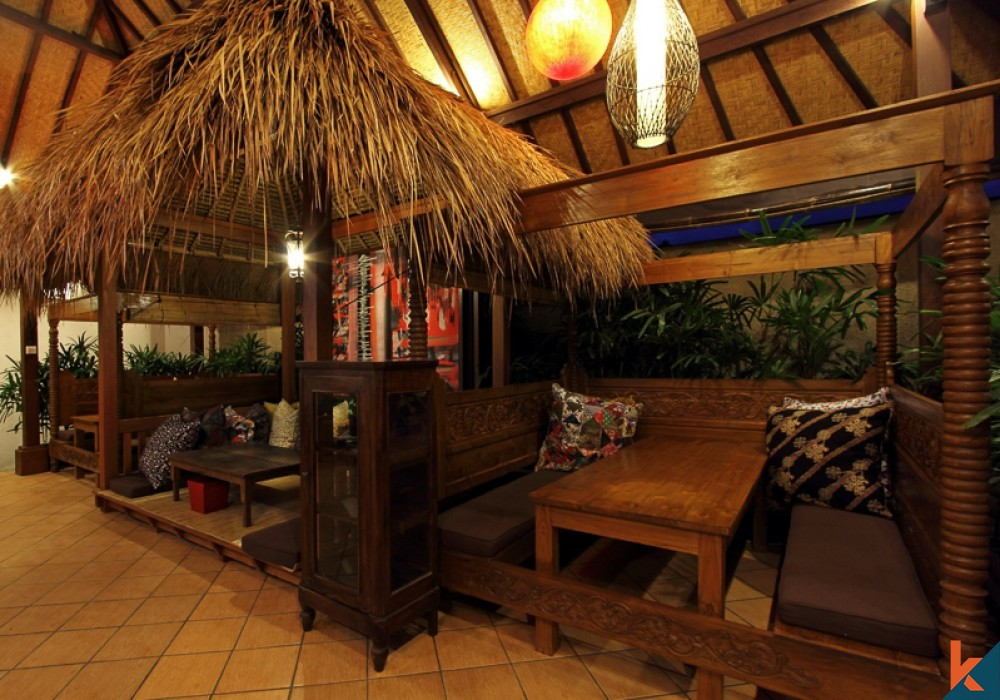 Amazing Freehold Resort for Sale in the Heart of Canggu
