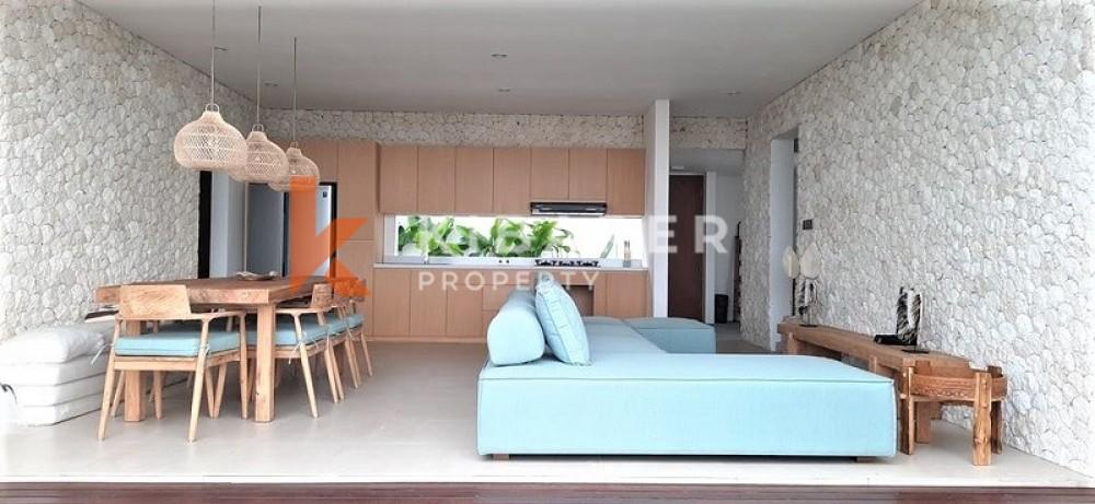 BRAND NEW OCEAN VIEW FOUR BEDROOMS OPEN LIVING VILLA IN BINGIN