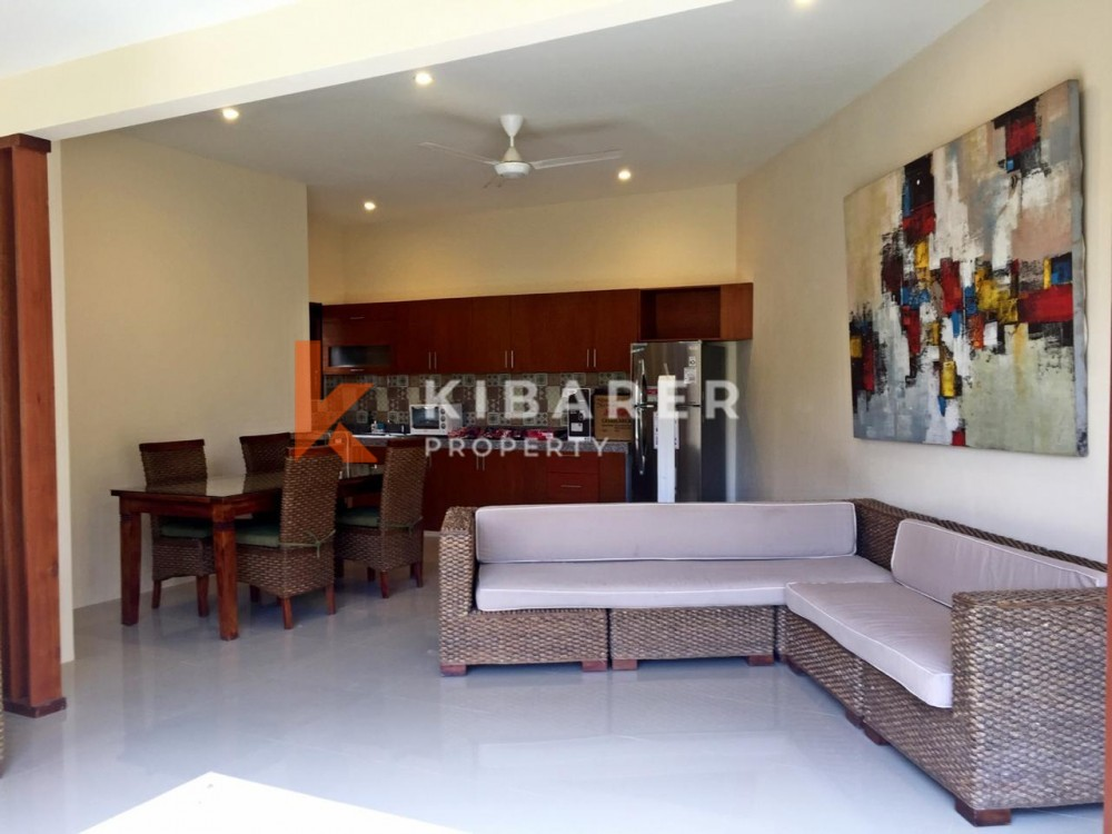 Cozy Nice Two Bedroom Villa in Kerobokan ( will be available on May 2021 )