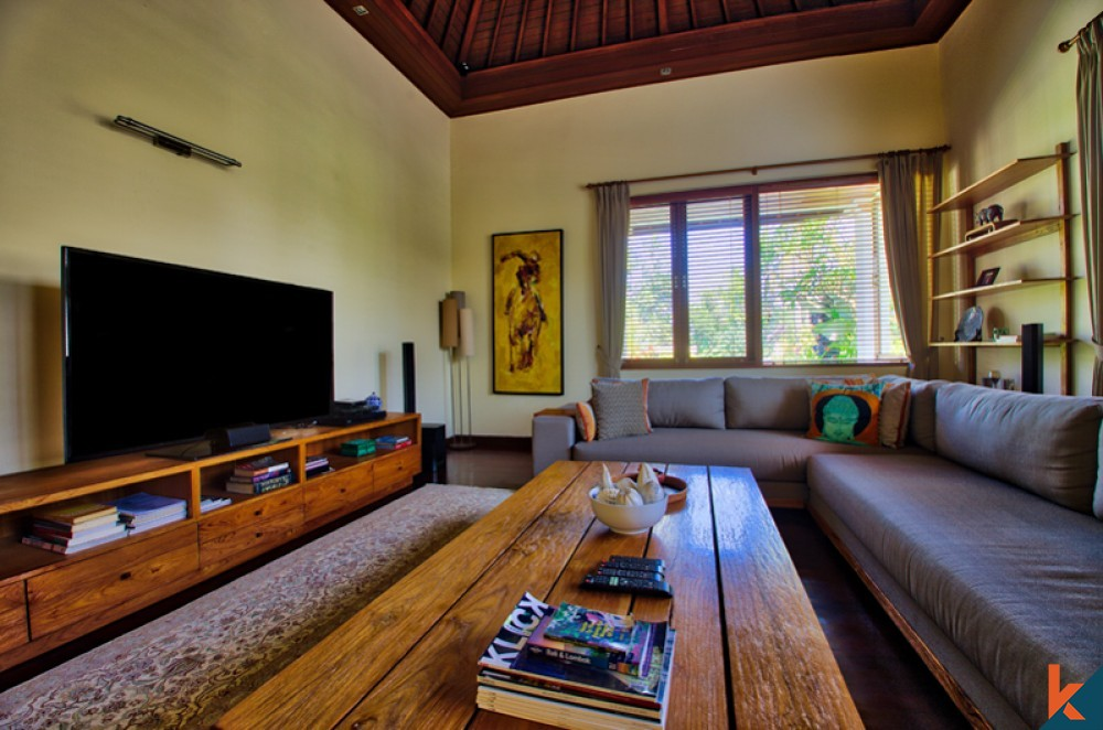 Amazing Spacious Villa for Sale in Tegalalang