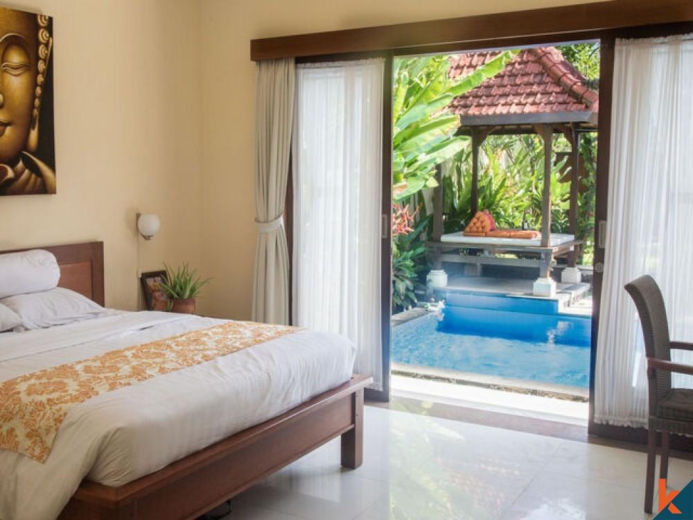 Dijual Villa Leasehold 5 Kamar Tidur yang Indah di Berawa