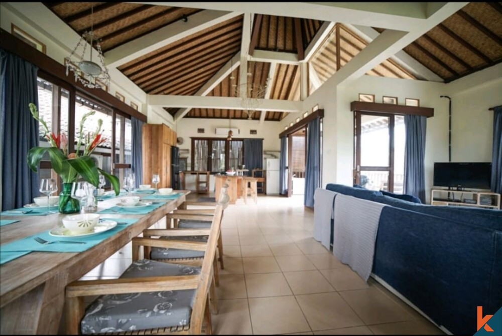 Comfortable 6 Bedrooms Freehold Real Estate For sale in Ubud