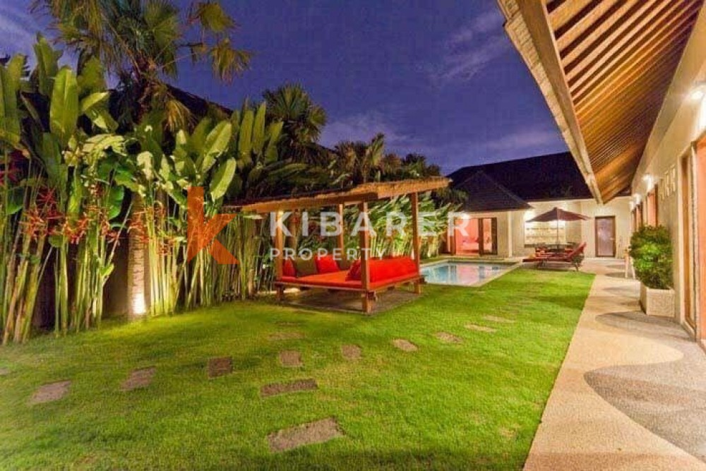 Gorgeous Three Bedrooms Villa In Seminyak With All Inclusive Except Electricity