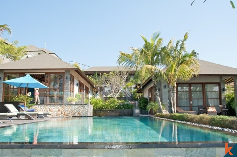 Cliff Front Freehold Tropical Villa for sale in Bukit