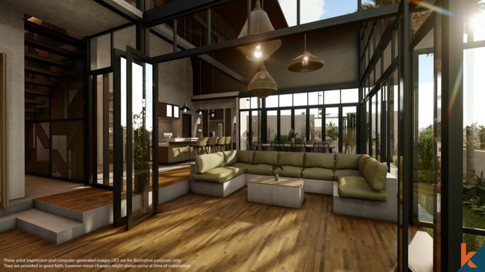 Upcoming Five Bedrooms Smart Villa for Sale Near the Ocean
