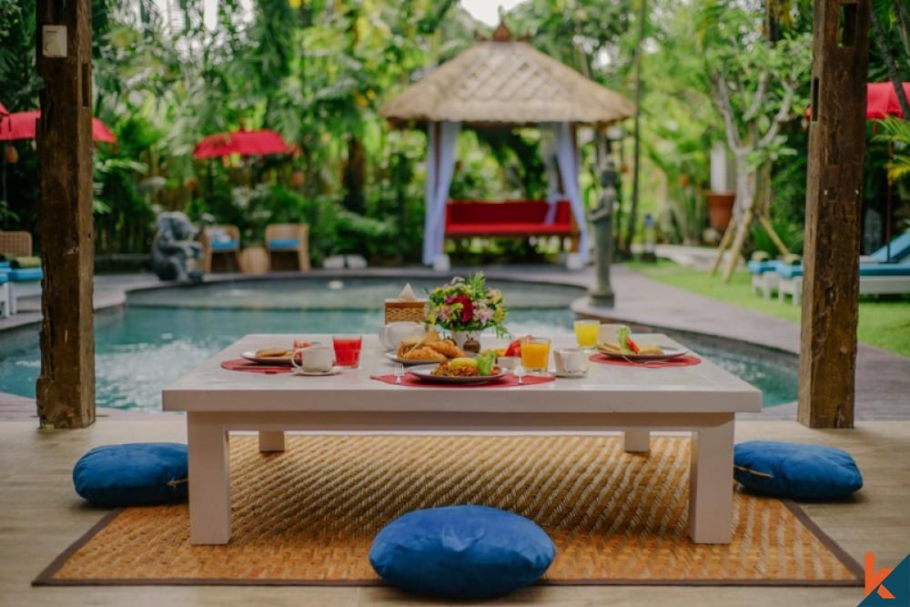 Beautiful Resort for Sale in the Heart of Seminyak