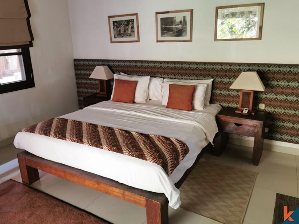 Dijual Vila Serenity Bali Empat Kamar Tidur di Sanur
