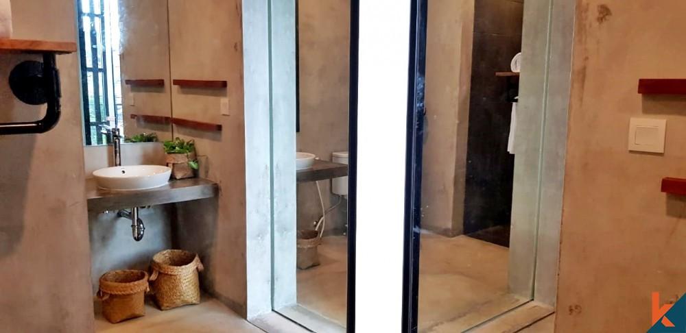 Villa moderne et confortable de 2 chambres à vendre à Berawa