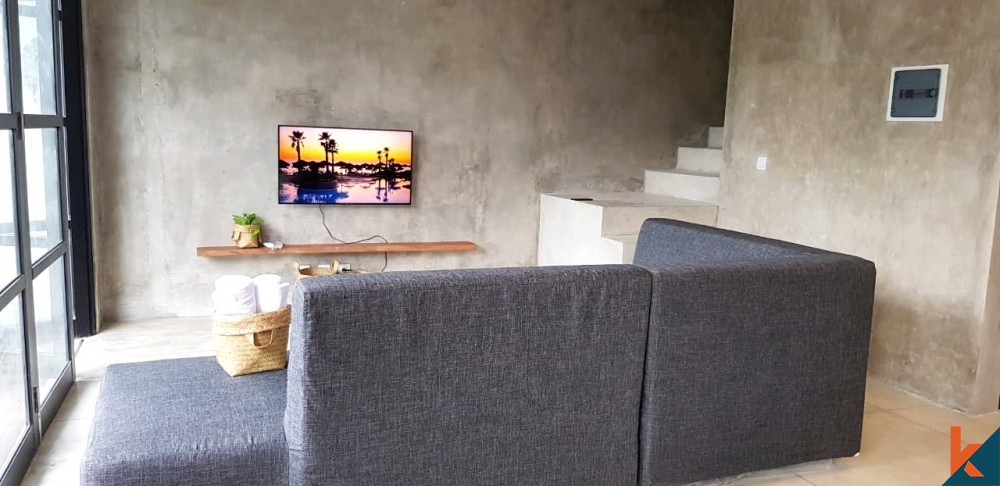 Modern and Cozy 2 Bedroom Villa in Berawa for Sale