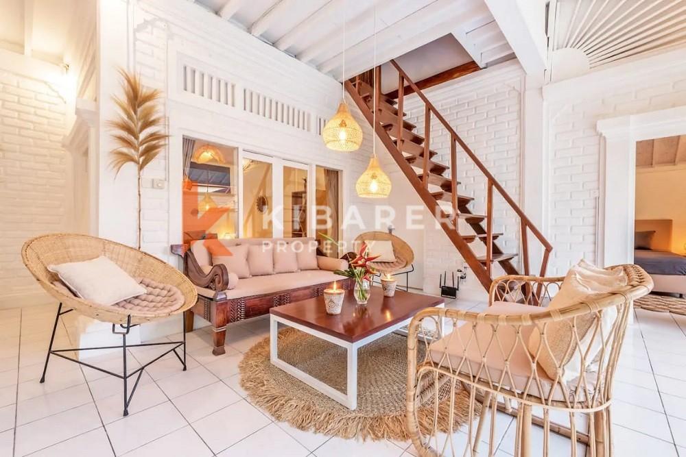Four Bedroom Villa with garden in Seminyak