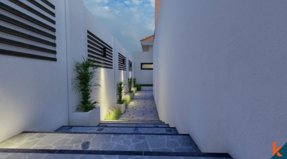 Upcoming Two Bedrooms Beautiful Villa for Sale in Canggu