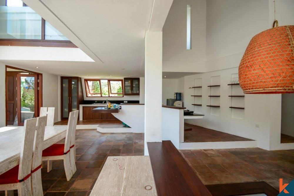 Amazing leasehold  modern villa in Pererenan