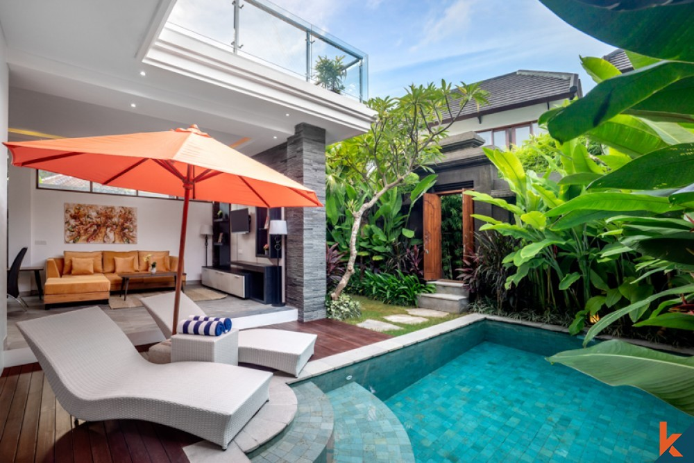 Beautiful Three Bedrooms Project for Sale in Seminyak