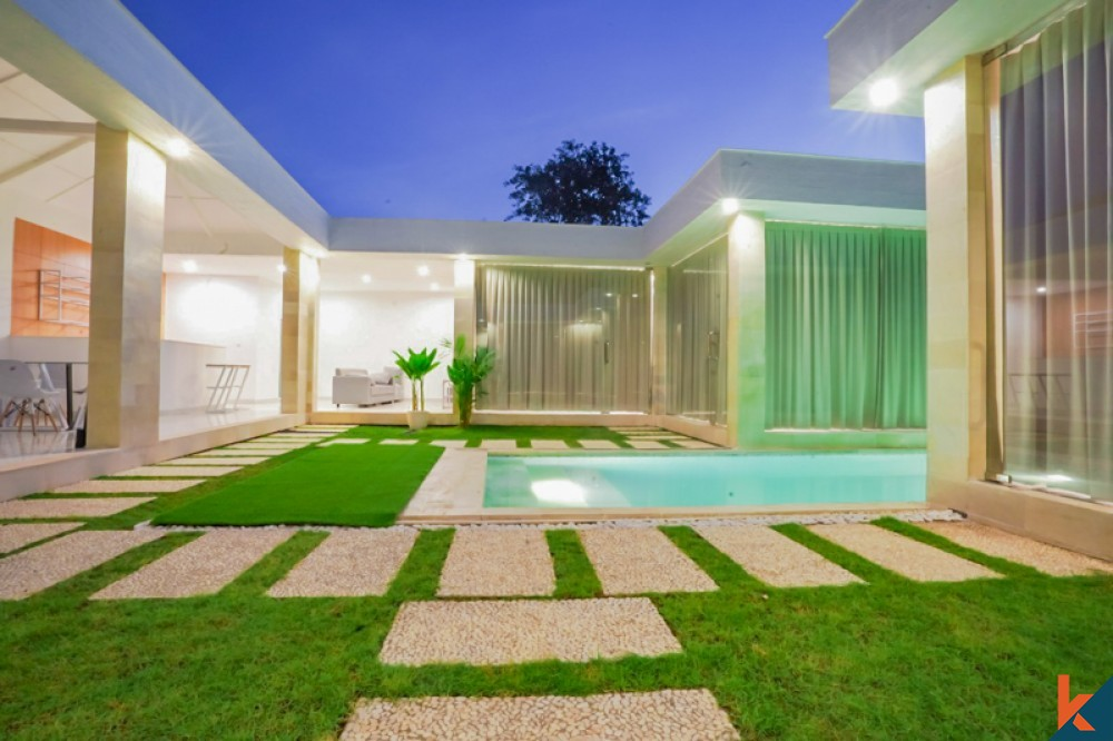 Modern Stylish Brand New Villa for Sale with Long Lease in Jimbaran