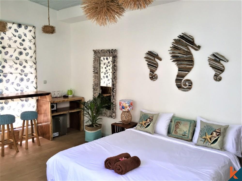 Beautiful Hotel with Villa for Sale in Gili Trawangan