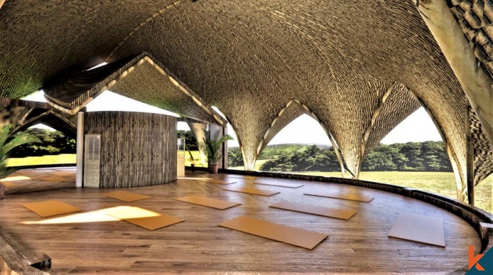 Vila Mewah Tiga Kamar Tidur Dengan Fasilitas Bintang Lima
