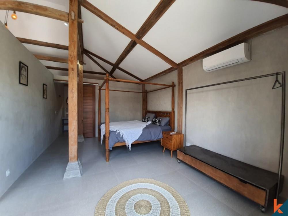 Brand New Freehold One Bedroom Villa for Sale in Kedungu