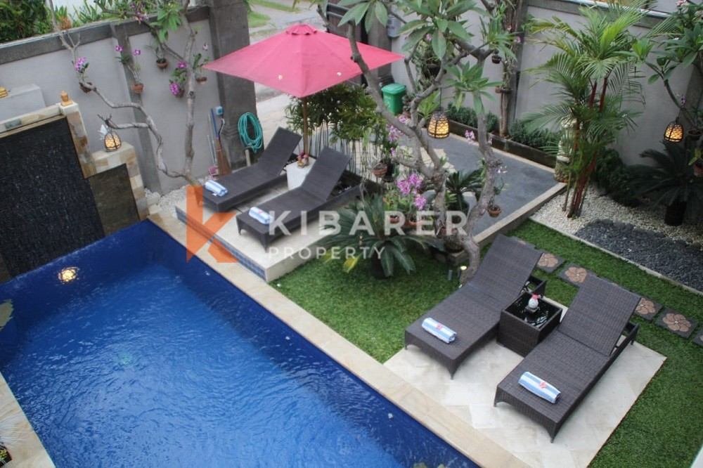 Beautiful Two Bedroom Villa in Seminyak ( will be available on 04th May 2021 )