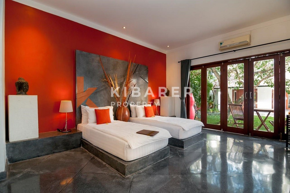 Vila Tujuh Kamar Tidur yang menakjubkan dengan lokasi yang bagus di Umalas