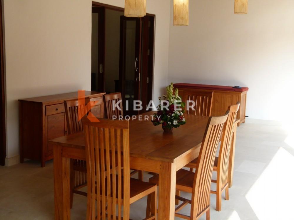 Beautiful and Modern Three Bedroom Villa in Berawa