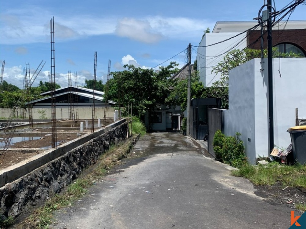 Nice Small Plot 2.54 are in Umalas for Sale