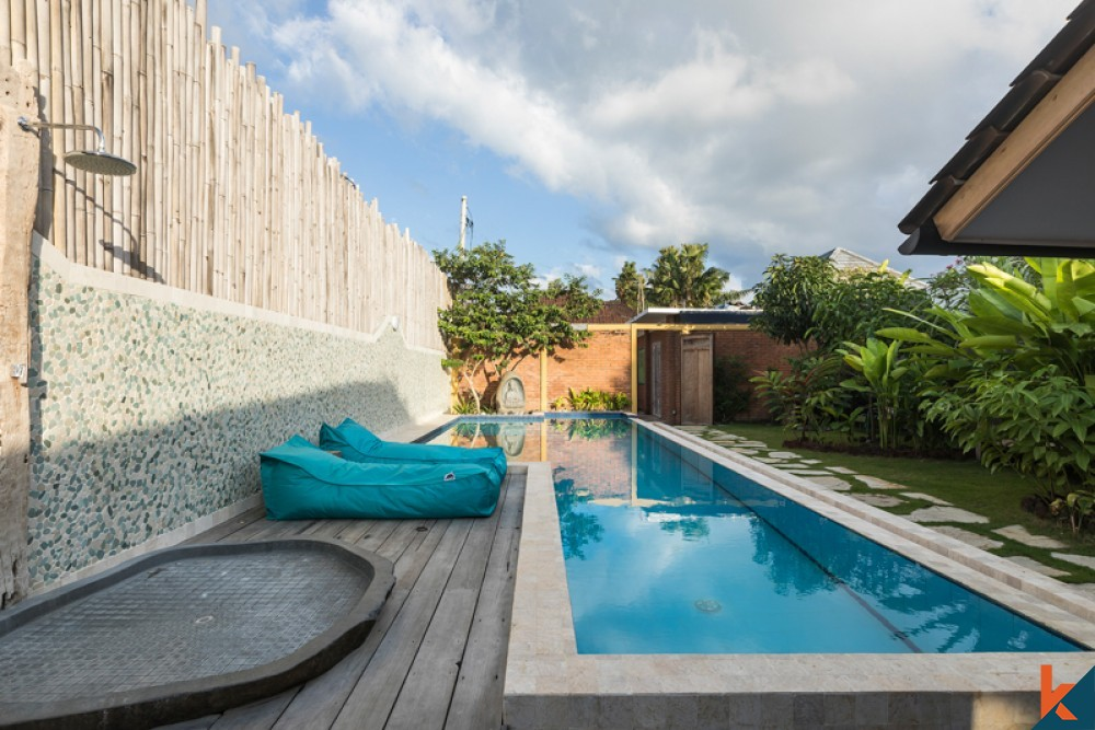 Freehold Four Bedrooms Villa for Sale in Seminyak