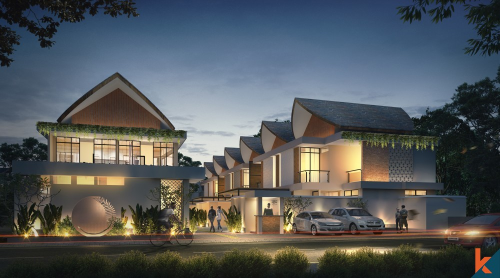 Beautiful Two Bedrooms Brand New Villa for Sale in Kuta