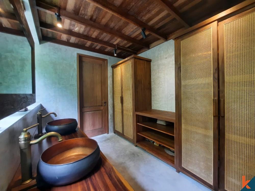 Amazing Open Space 3 Bedroom Villa in Uluwatu for Sale
