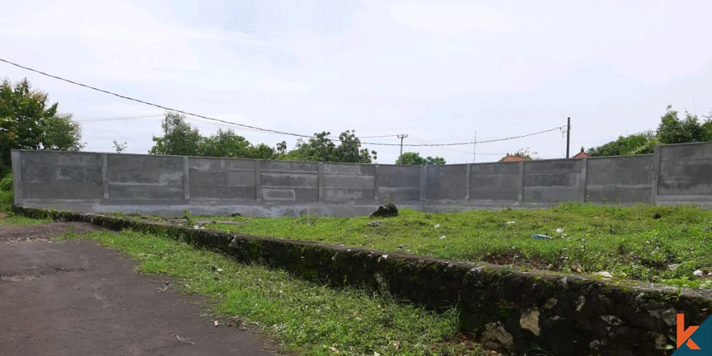 Perfect Freehold Land ready to Build for Sale in Ungasan