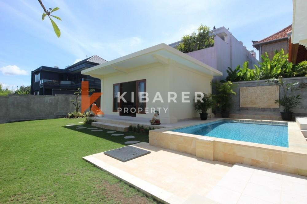 Brand New Three Bedroom Villa with big garden in Canggu