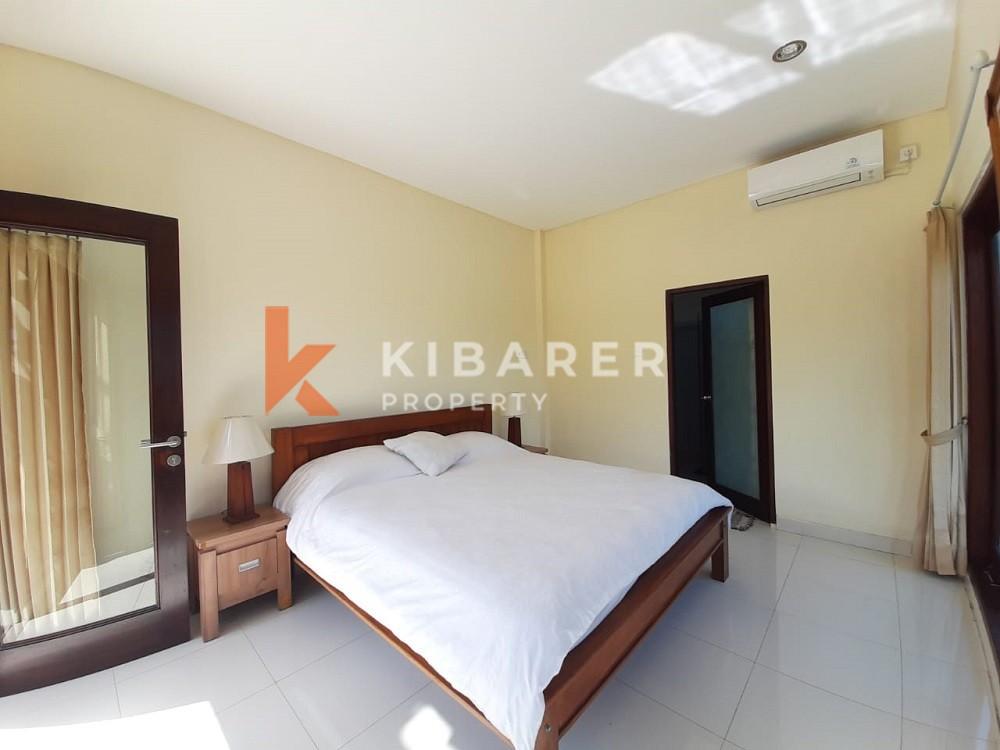 Beautiful Three Bedroom Villa with rice field view in Canggu