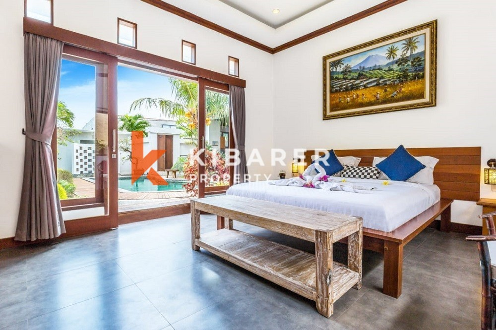 Beautiful Tropical Three Bedroom Villa In Berawa Canggu(available to visit on july 2021)