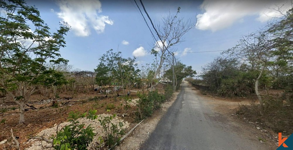 Amazing 25 Are Leasehold Land in Ungasan for Sale