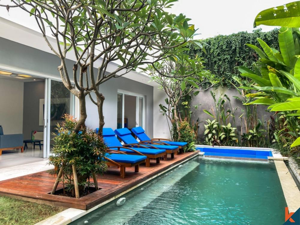 Villa Leasehold 3 Kamar Tidur Menakjubkan di Jantung Seminyak