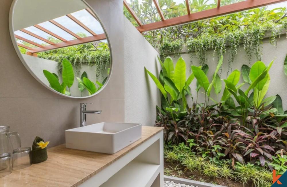 Charming Three Bedrooms Modern Villa for Sale in Berawa